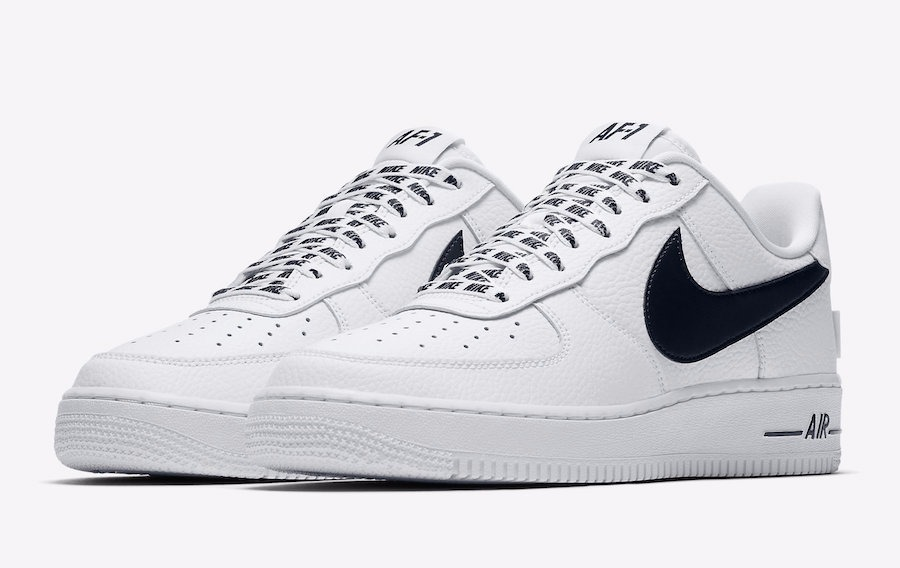 d791bd74 ... low price zapatillas nike air force 1 low nba blanco negro nuevo 2017.  cargando zoom