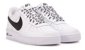 Zapatillas Nike Air Force 1 Low Nba Pack White black 39 A 44