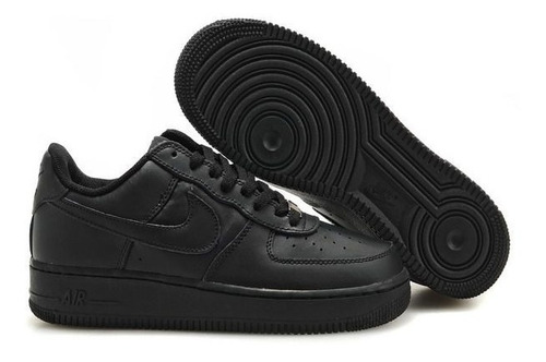 zapatillas nike air force 1 low negro