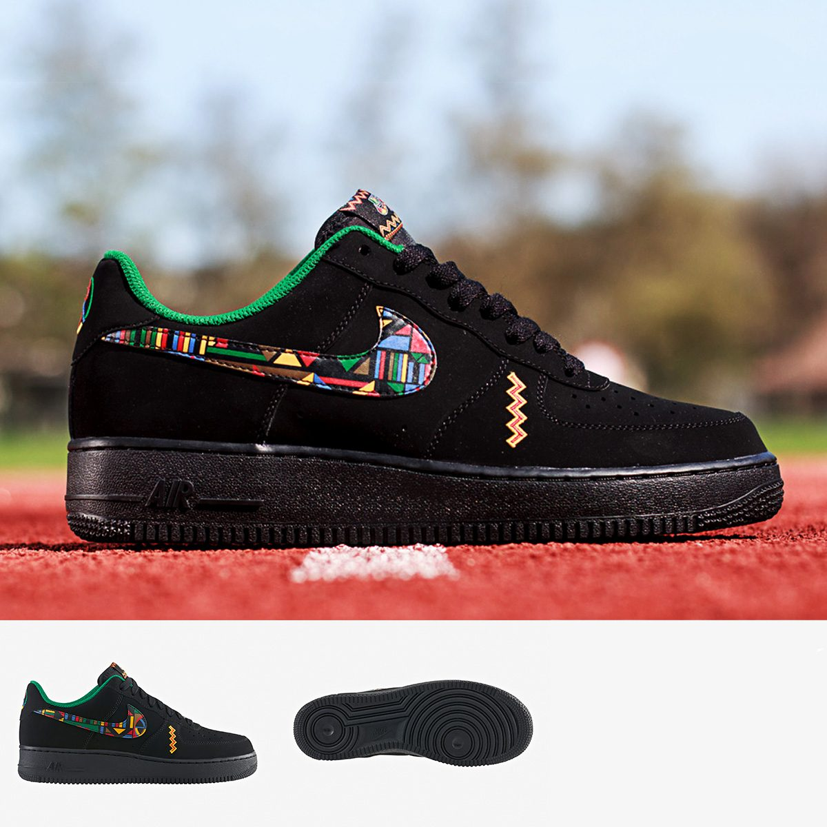 Nike Air Force 1 Zapatillas de correr