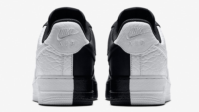 ccffd2d0082 ... wholesale zapatillas nike air force 1 low split negro blanco 2018. cargando  zoom. 8c941
