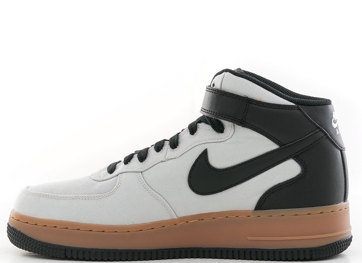 check out 9fe86 76af4 zapatillas nike air force 1 mid 07 txt black- hombre. Cargando zoom.