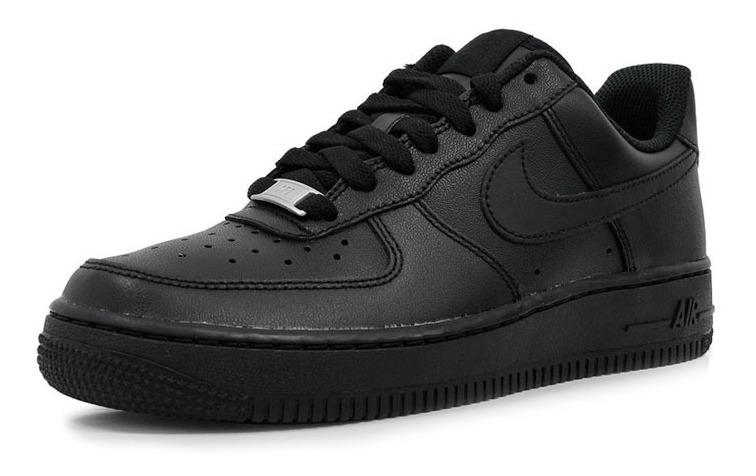 zapatillas nike negras niño 37