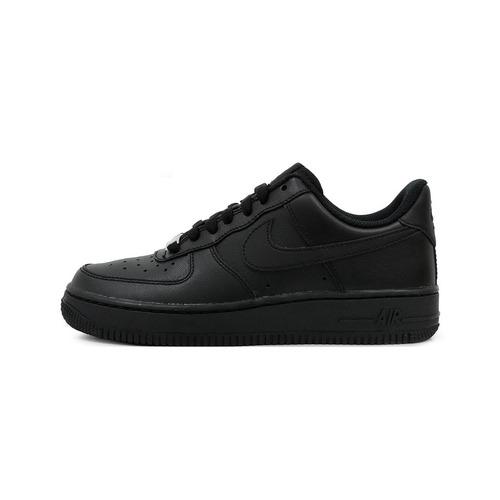 zapatillas nike air force 1 negro niño