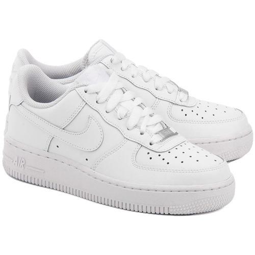 zapatillas nike niño blancas
