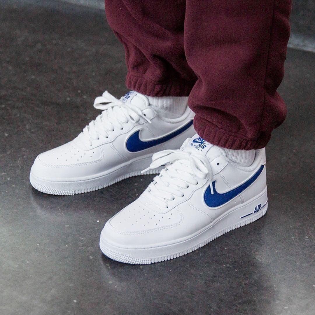 Zapatillas Nike Air Force 1 Para Hombre - Símbolo 3 Colores