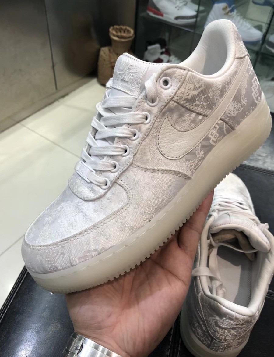 Force Nuevo Air Premium 2018 Clot Raro Nike 1 Zapatillas QWroeCBdx