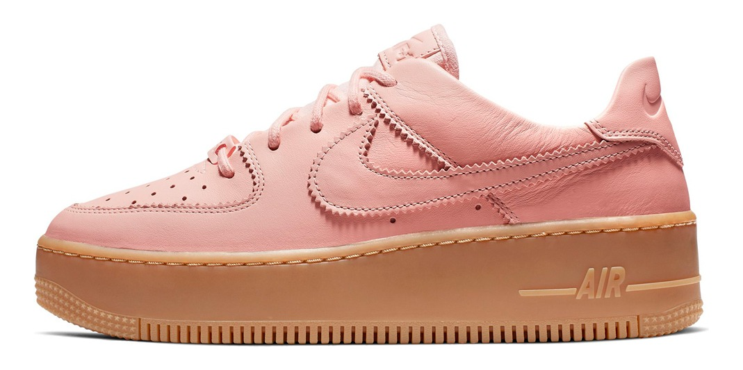Zapatillas Nike Air Force 1 Sage Low Lx Mujer