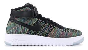 Nike Air Force 1 Flyknit High Top Unisex : under armour the