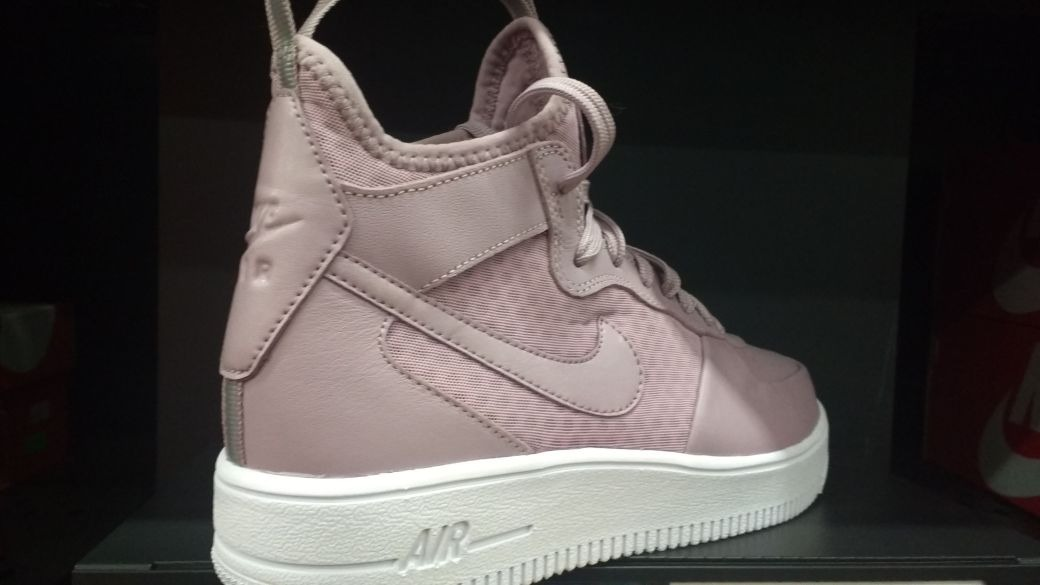 BOTITAS AIR FORCE 1 ULTRAFORCE MID nike