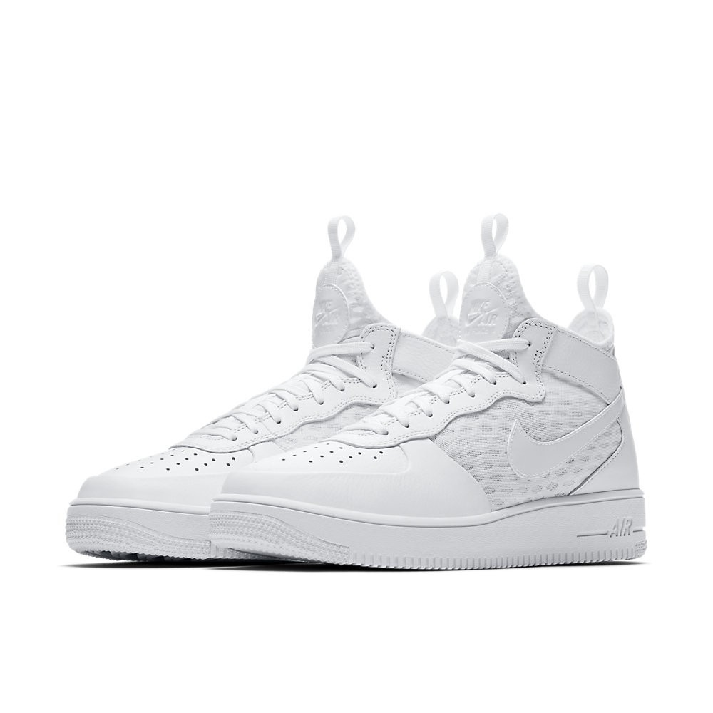 Air Force Ultraforce Hombre Mid 1 Zapatillas Nike Nvwm08n