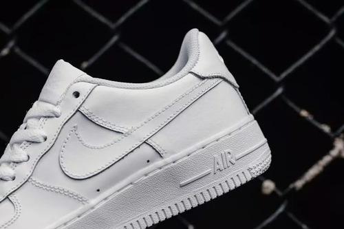 zapatillas nike air force 1 white original para mujer