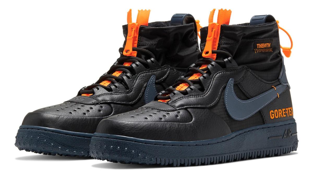 zapatillas air force 1 goretex
