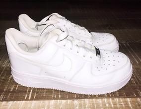 Zapatillas Nike Air Force Blancas Originales