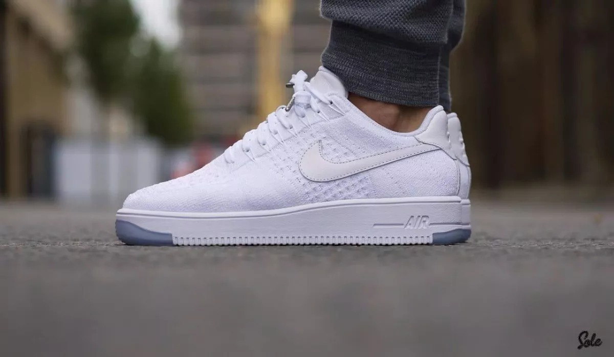 nike air force flyknit mujer