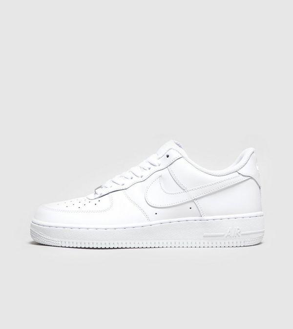 Zapatillas Nike Air Force Hombre Urbanas Blancas C Envio