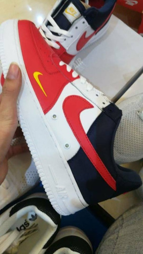 zapatillas nike air force independence day! talla 7 us al 11