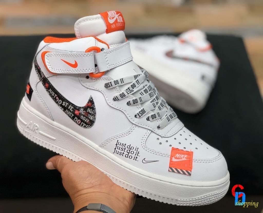 Zapatillas Air Just Force Bota Do It En Nike iuZXPk