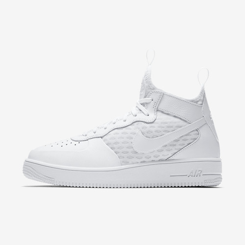 zapatillas nike air force one 1 ultraforce blanco original