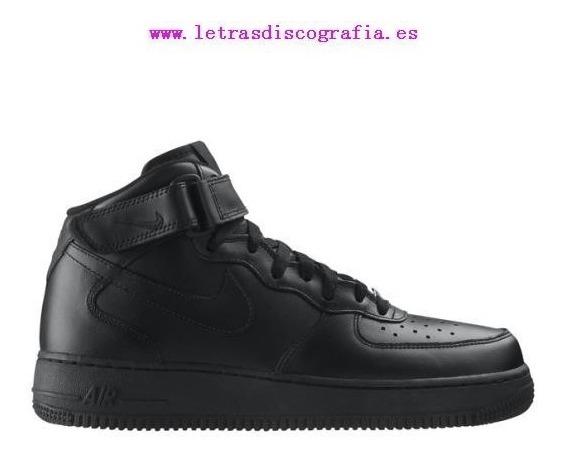 Zapatillas Nike Air Force One Botines Y Low