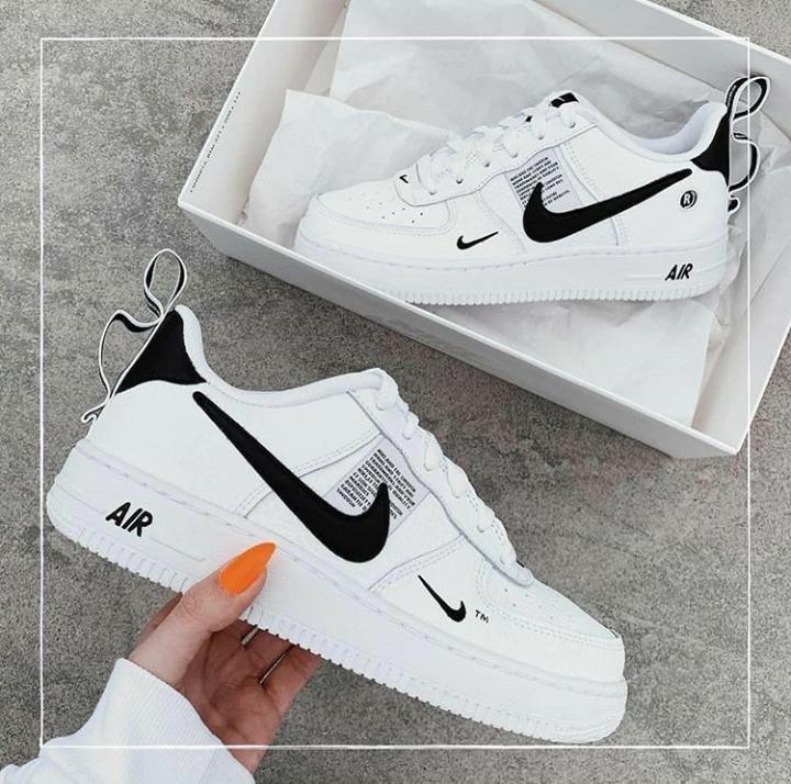 Zapatillas Nike Air Force One Moda