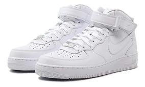 Zapatillas Nike Air Force1 '07 Mid Mujer Urbanas C Envio