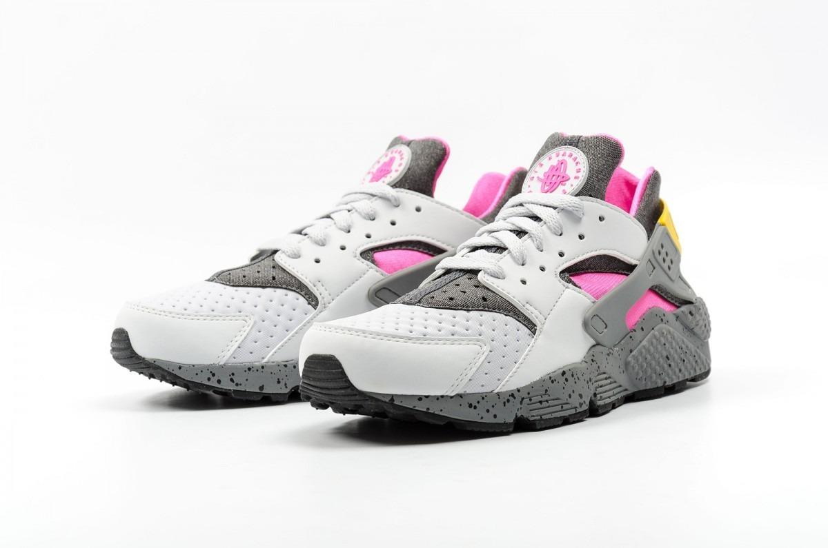 on sale 39dd0 09c55 zapatillas nike air huarache pure plata rosa  nuevo 2018. Cargando zoom.