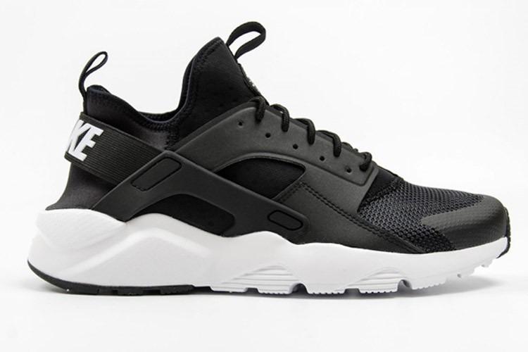 online retailer e961a a5694 zapatillas nike air huarache run negras blancas hombre mujer