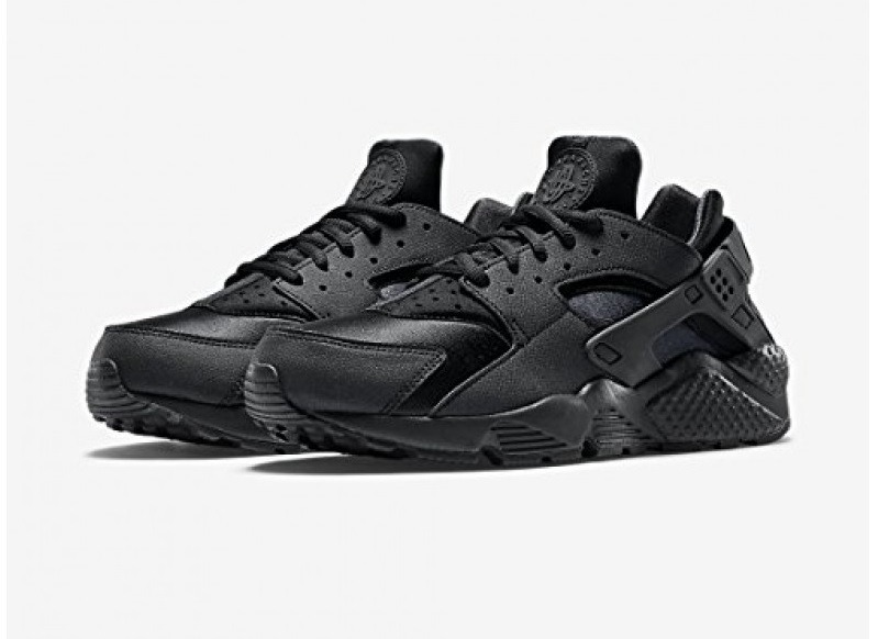 timeless design ff674 2a4f4 Zapatillas Nike Air Huarache Run Triple Negro Nuevo Original - S 380,00 en  Mercado Libre