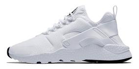 1fd01db4a0 Zapatillas Blancas Mujer Nike Run - Ropa y Accesorios en Mercado ...