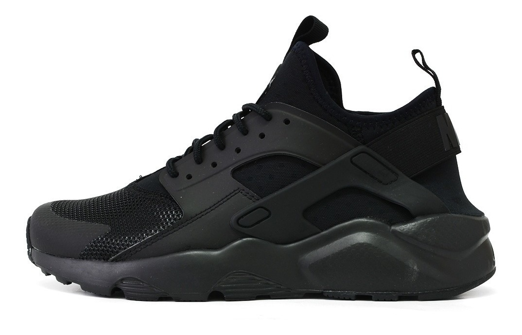 nike air huarache ultra negra