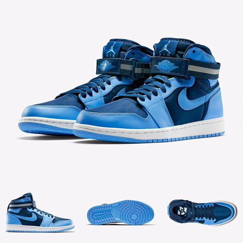 zapatillas nike air jordan 1 high strap original