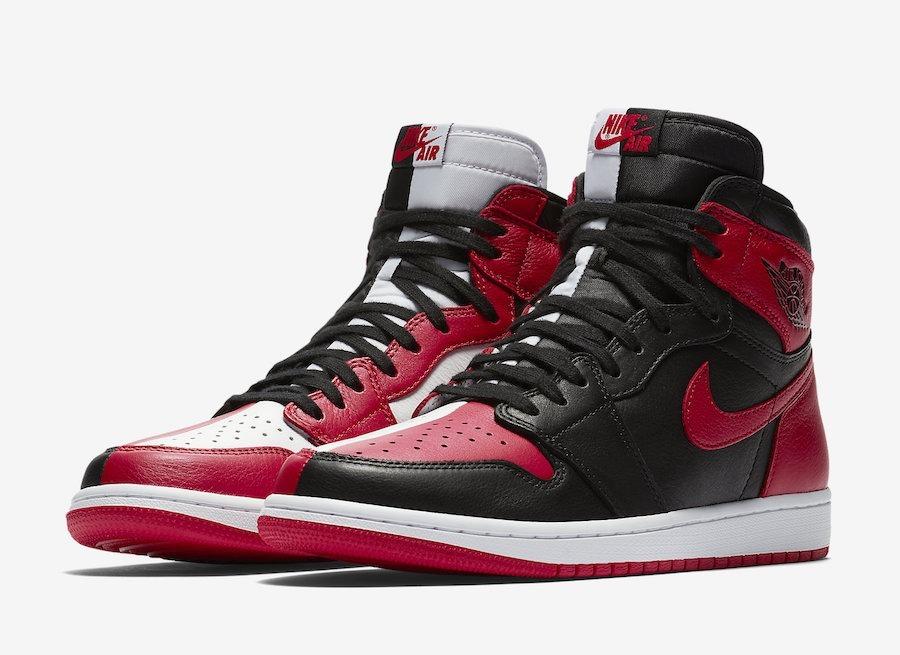 81175b118785b ... store zapatillas nike air jordan 1 homage to home rojo negro. cargando  zoom. dd85c