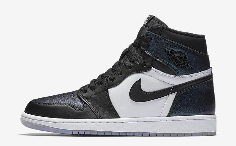 new product 9851a e585a Zapatillas Nike Air Jordan 1 Og All Star Negro Azul 2018