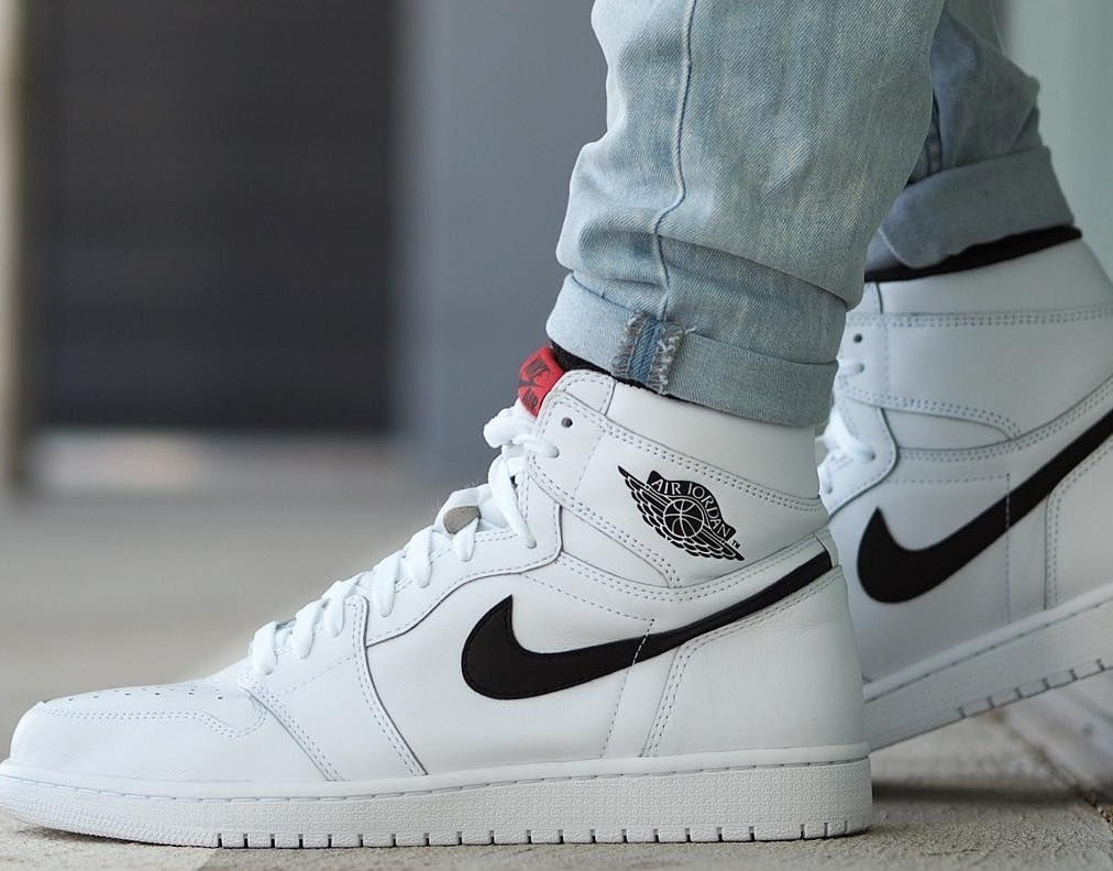 Zapatillas Nike Air Jordan Retro 1 High Og White