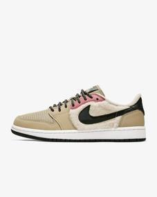 Zapatillas Nike Air Jordan 1 Retro Lows Talle 10 Us 43 Leer
