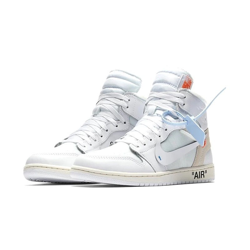 2f0a501965658 zapatillas nike air jordan 1 x off white. Cargando zoom.