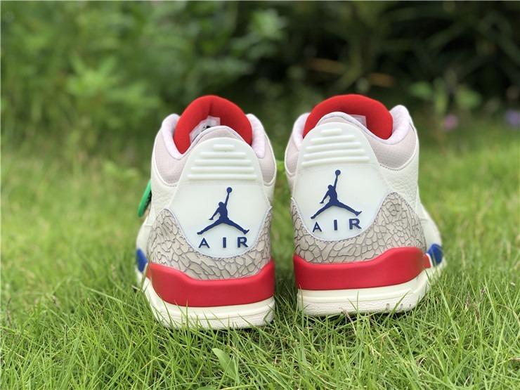 low priced 6af3c 13e7a Zapatillas Nike Air Jordan 3 Korea