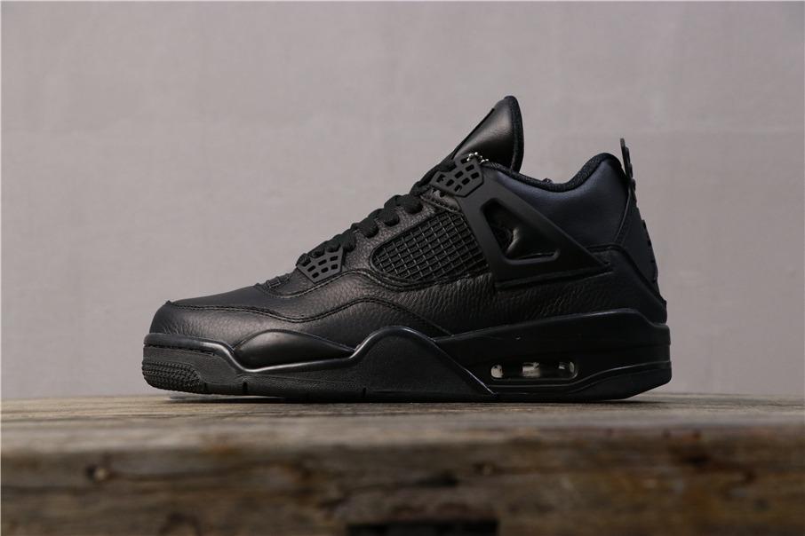 cba6090fe33 Zapatillas Nike Air Jordan 4 black Cat - S/ 459,00 en Mercado Libre