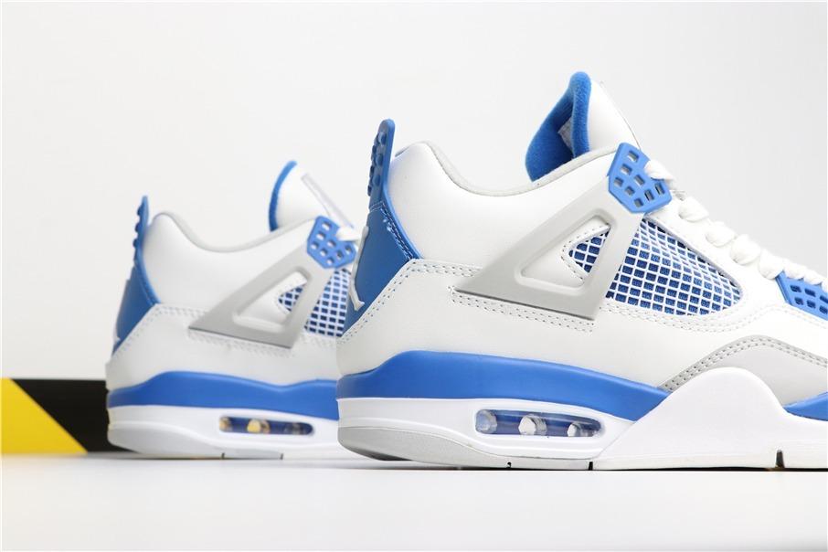 quality design 36f6a c6d78 Zapatillas Nike Air Jordan 4 military Blue 40-47
