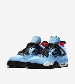 huge selection of 8672c 1274f Zapatillas Nike Air Jordan 4 Retro / Cactus Jack