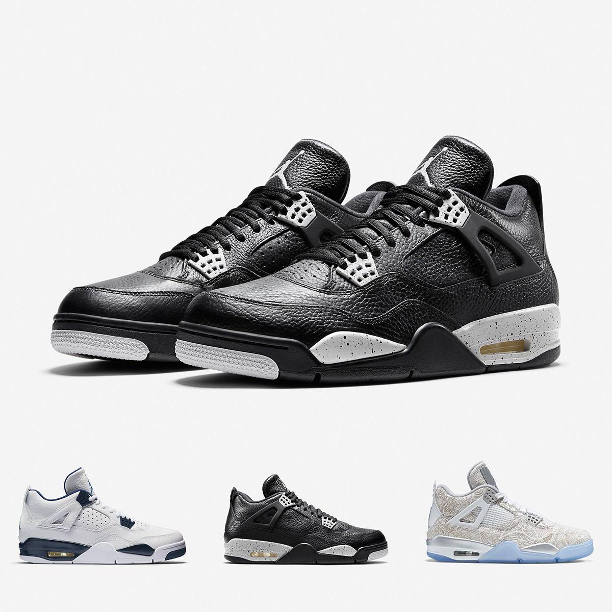 65c0cd7746f Zapatillas Nike Air Jordan 4 Retro