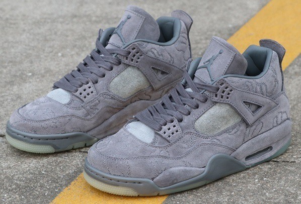 huge discount ad3b2 f7eff Zapatillas Nike Air Jordan 4 X Kaws X cool Grey 40-46