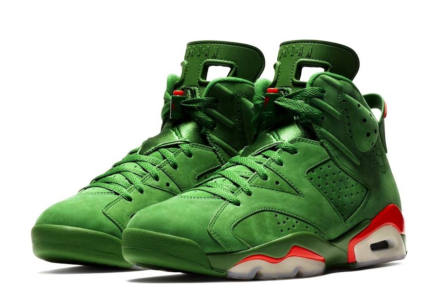 de93f51f0e3b ... sale zapatillas nike air jordan 6 retro gatorade green. cargando zoom.  d2b5a 83b6a