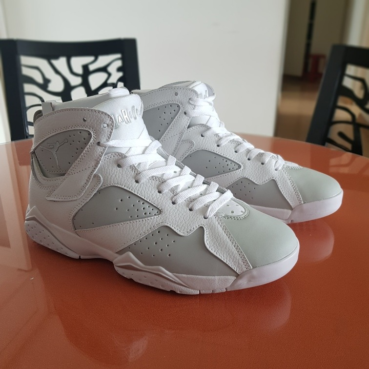sale retailer a99b3 9b9b9 zapatillas nike air jordan 7 retro pure money 100 original