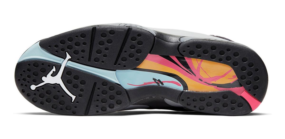 Zapatillas Nike Air Jordan 8 Retro N7 X Pendleton Originales