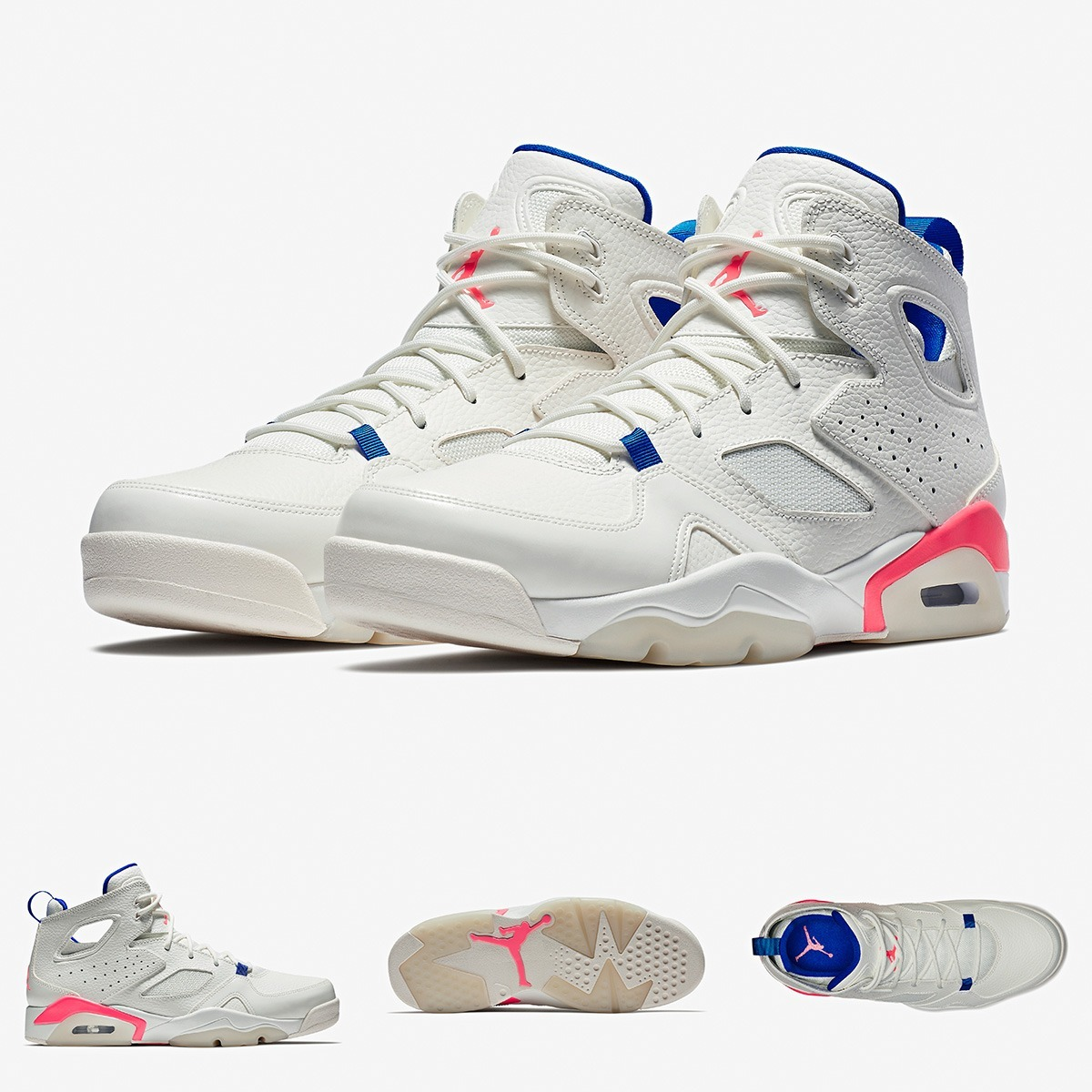 great fit 6f9ae b5da0 zapatillas nike air jordan flight club white retro original. Cargando zoom.