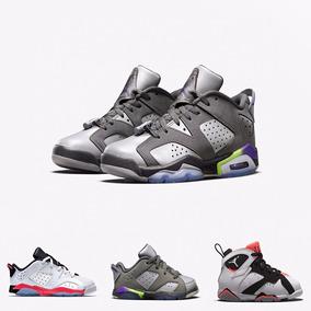Tallas 19 Niños 30 Air Jordan Originales Nike Zapatillas 8ynONwvm0