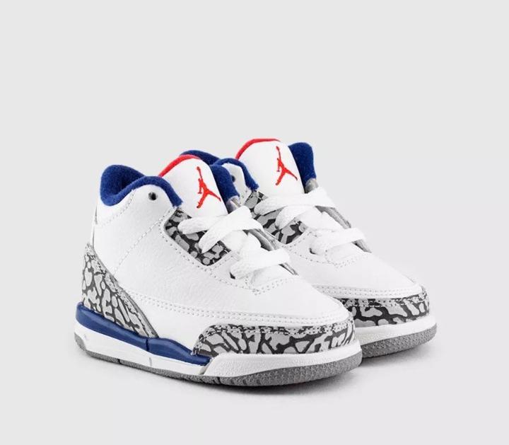df02ef1a2 Zapatillas Nike Air Jordan Retro 3 Originales Importadas Usa ...