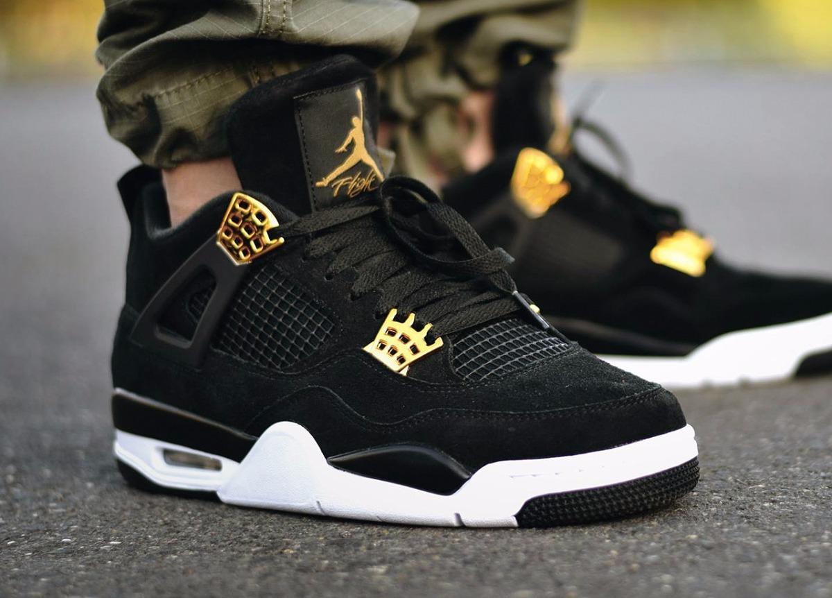premier taux 56297 606f1 Zapatillas Nike Air Jordan Retro 4 Royalty | Basket
